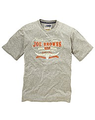 Joe Browns Mighty Western Print T Shirt