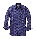 Joe Browns Tall Circle Print Shirt