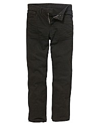Kayak Black Denim Jeans 32in Leg