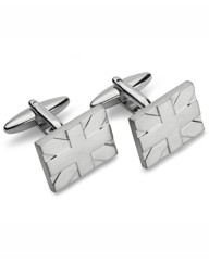 & City Union Jack Cufflinks