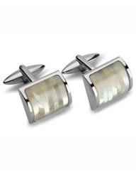 Italian Classics Pearl Stone Cufflinks