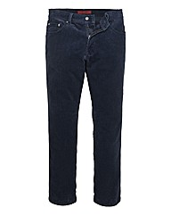 Pierre Cardin Corduroy Trousers 34in Leg