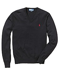 Polo Ralph Lauren Tall V-Neck Pullover