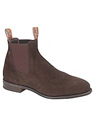 R.M.Williams Suede Boots