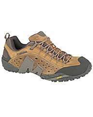 Merrell Intercept Leather Trainers