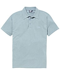 Weird Fish Mighty Plain Pique Polo Shirt