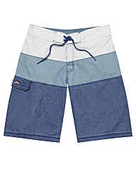 Weird Fish Mighty Panelled Swim Shorts
