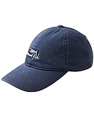Weird Fish Logo Embroidered Baseball Cap