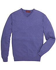 Italian Classics Tall Vee Neck Jumper