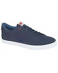 Canterbury Canvas Lace Up Trainers