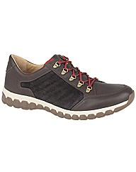 Camel Active Leather Lace Up Trainers