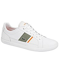 Lacoste Europa Leather Trainers