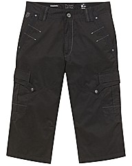 D555 Multi Pocket 3/4 Length Trousers