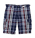 Tommy Hilfiger Mighty Check Cargo Shorts