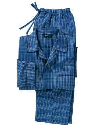 Morley Check Design Pyjamas