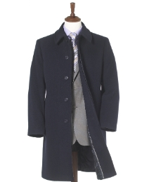 Henley & Knight Overcoat