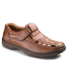 Cushion Walk Touch & Close Mens Shoes