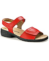 Free-Step Touch & Close Sandal E/EE Fit