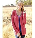 Hook and Eye Cardigan