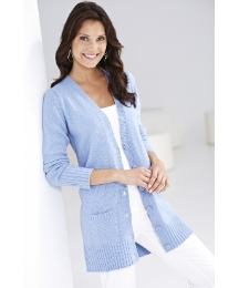Boyfriend Cardigan Length 30in