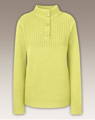 Placket Jumper