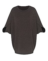 Cape Sleeve Jumper