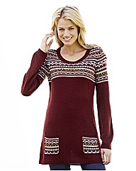 Fairisle Tunic