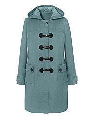 Petite Duffle Coat Length 36in