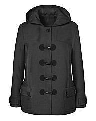 Duffle Coat Length 28in