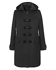 Petite Duffle Coat Length 36in