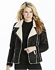 Sherpa Coat