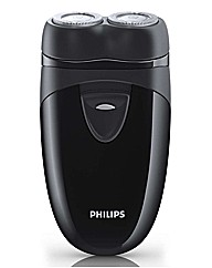 Philips Two Head Travel Shaver