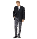 Brook Taverner Classic Suit Trousers - S