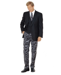 Brook Taverner Classic Suit Trousers - R