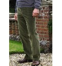 Brook Taverner Cord Trousers Regular
