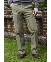 Brook Taverner Moleskin Trousers Short