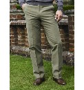 Brook Taverner Moleskin Trousers Regular