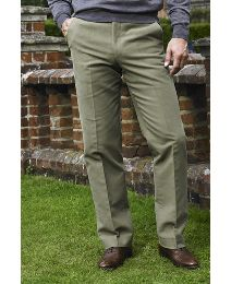 Brook Taverner Moleskin Trousers Long