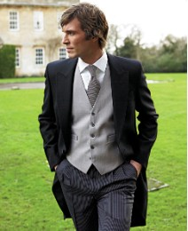 Brook Taverner Suit Waistcoat - Reg