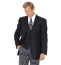 Brook Taverner Black Jacket