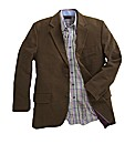 Williams & Brown Moleskin Blazer