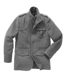 Southbay Military Coat