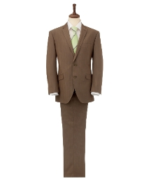 Henley & Knight Single Breasted Suit