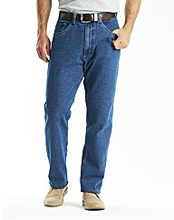Union Blues Lined Denim Jeans 31in
