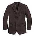 WILLIAMS & BROWN Soft Needle Cord Blazer