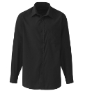 Daniel Grahame Long Sleeve Plain Shirt