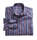 Douglas Contour Fit Stripe Shirt