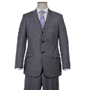 Daniel Grahame Three Piece Suit - Long
