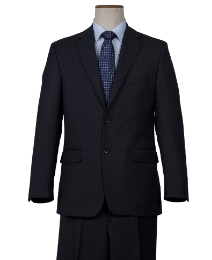 Wellington Single Breasted Suit - Long