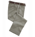 Cruise Belted Trouser 33 1/2 in